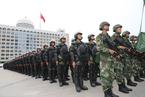 新疆反恐维稳新动