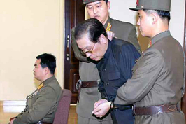 金正恩姑父张成泽被处决已一年