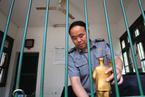 湖南科技大学保安酷似莫言