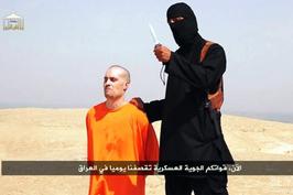 美国记者被ISIS斩首一周年