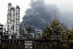 财新直击漳州古雷腾龙芳烃PX工厂爆炸现场