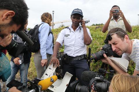 MH370碎片确认