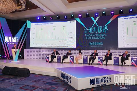中国金融开放与全球投资