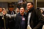 美英法领导人缺席 巴西新总统成达沃斯