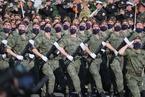 俄罗斯圣彼得堡举行胜利日阅兵首次彩排
