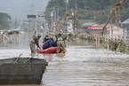 至少24人死亡 日本熊本县暴雨造成严重次生灾害