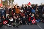 尼泊尔总统同意解散众议院引发抗议