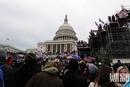 美国国会山骚乱