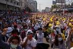 一周天下:缅甸全国大罢工、印尼遭遇洪灾......