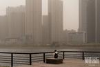 沙尘又要来了!本周北方将遭遇两轮沙尘天气过程