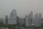 北京再迎大风沙尘天气 局地阵风达八九级
