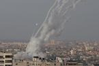 巴以冲突再度升级 加沙武装向以色列发射火箭弹