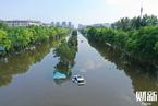 河南新乡:暴雨致200余万人受灾 洪水未退新雨将至