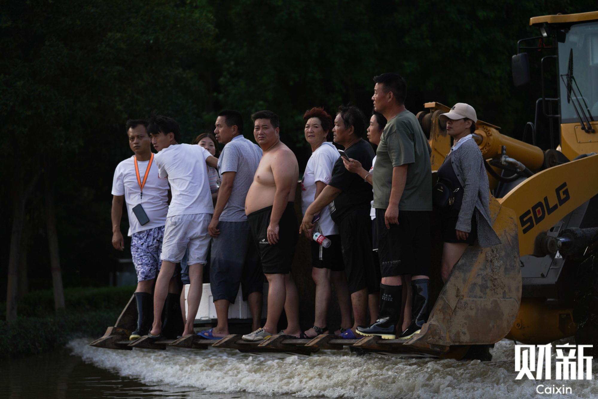 河南特大洪涝已致302人遇难 其中292人在郑州