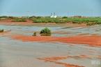 塔克拉玛干沙漠遭遇洪水 中石化三万套设备被淹