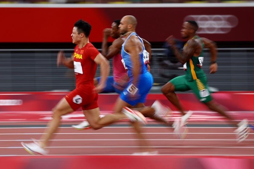 苏炳添决赛9秒98获第六名 半决赛创亚洲纪录