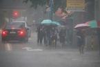 """台风""""康森""""致菲律宾12000余人受灾 12人失踪"""