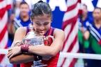 18岁华裔混血小将拉杜卡努美网连赢20盘夺冠