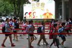 因疫情推迟两周 江苏南京小学、幼儿园开学复课