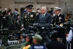 墨西哥举行独立日200周年阅兵式