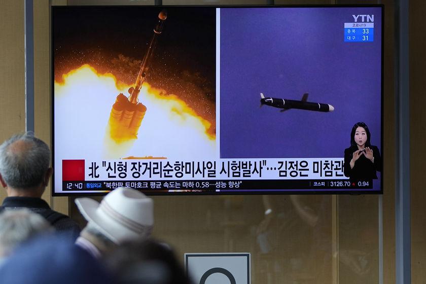 一周天下:朝鲜试射导弹、四川泸县地震......